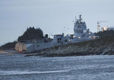 Siedmiu rannych po zderzeniu tankowca i fregaty u wybrzeży Norwegii