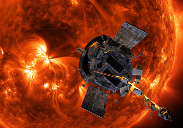 Sonda Parkera przetrwała pierwsze spotkanie ze Słońcem