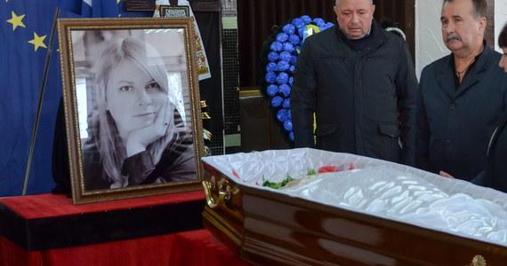 Na Ukrainie aresztowano byłego asystenta posła Bloku Petra Poroszenki, który podejrzewany jest o współudział w zamachu na zmarłą 4 listopada aktywistkę i dziennikarkę z Chersonia Katerynę Handziuk.
