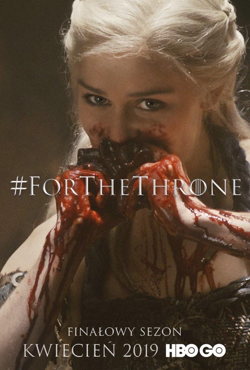 """Ósmy sezon """"Gry o tron"""" zadebiutuje na antenie HBO w kwietniu 2019. Produkcja liczyć będzie 6 odcinków."""