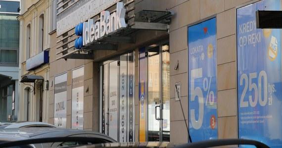 Idea Bank to nowy podmiot na liście ostrzeżeń publicznych KNF - poinformował rzecznik Komisji Nadzoru Finansowego Jacek Barszczewski. Bank został wpisany w związku z prowadzeniem działalności maklerskiej bez zezwolenia w zakresie oferowania instrumentów finansowych.