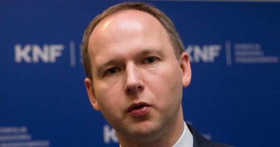 Były szef KNF Marek Chrzanowski wrócił do Warszawy