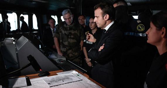 Nie widać końca otwartej wojny na słowa pomiędzy Emmanuelem Macronem i Donaldem Trumpem. Tak wielu obserwatorów komentuje nowe kontrowersyjne wystąpienie prezydenta Francji. Macron zasugerował, ze Unia Europejska nie powinna być wasalem Stanów Zjednoczonych.