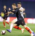 Liga Narodów. Chorwacja - Hiszpania 3-2
