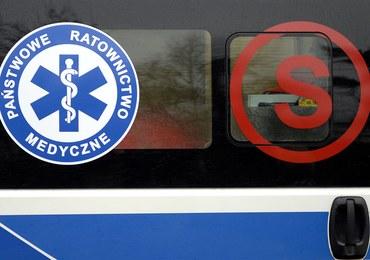 Łódź: Karambol na ul. Pabianickiej. Dwoje dzieci w szpitalu