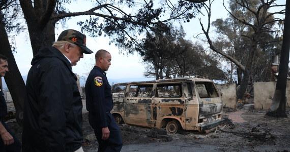 Z listy 1267 osób, których dane były na liście zaginionych w pożarach lasów w północnej Kalifornii skreślono 714 nazwisk. Wszystkie te osoby odnalazły się, wszyscy żyją - poinformował szeryf powiatu Butte. W pożarach śmierć poniosło 76 osób.