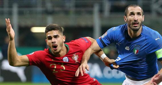 Po bezbramkowym remisie w Mediolanie z Włochami piłkarze Portugalii jako pierwsi awansowali do Final Four Ligi Narodów. Mistrzowie Europy mają być gospodarzami tej imprezy, która odbędzie się w czerwcu przyszłego roku.