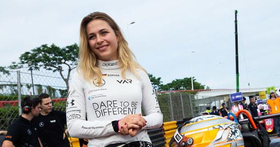 Podczas wyścigu Formuły 3 o Grand Prix Makau na torze Guia groźny wypadek miała 17-letnia Sophia Floersch. Jej bolid wypadł z toru przy prędkości 270 km/h i uderzył w barierę ochronną. U Niemki w szpitalu stwierdzono uszkodzenie kręgosłupa.