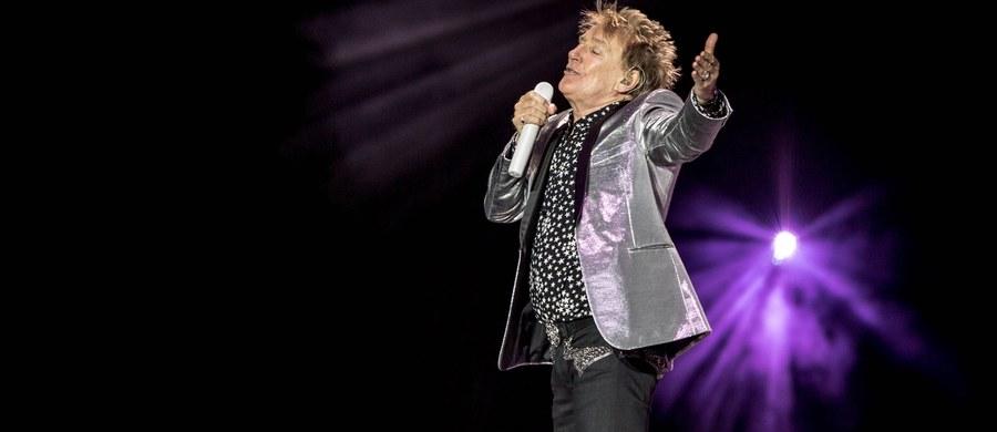 """Rod Stewart w 2019 roku wyruszy w trasę koncertową promującą 30. studyjny album """"Blood Red Roses"""". Koncert w Polsce odbędzie się 21 czerwca w TAURON Arenie w Krakowie."""