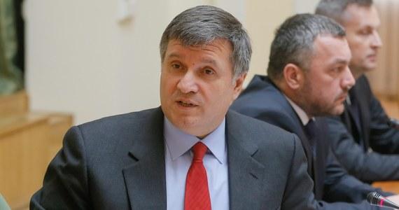 Ukraina może zrezygnować z członkostwa w Interpolu, jeśli na czele tej międzynarodowej organizacji policyjnej stanie przedstawicieli Rosji - oświadczył szef Ministerstwa Spraw Wewnętrznych w Kijowie Arsen Awakow.
