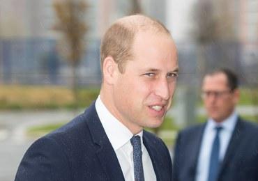 Książę William: Wszyscy odczuwamy te same emocje, nie powinniśmy się ich wstydzić