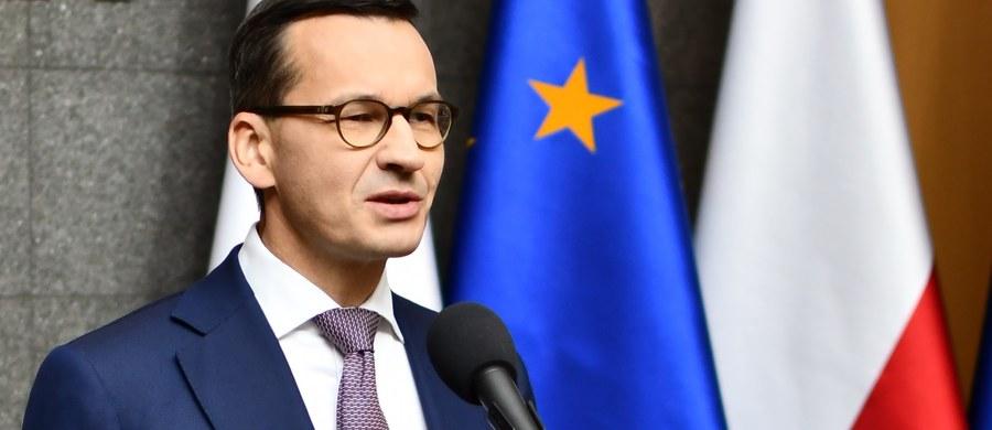 Wielka Brytania może liczyć na przychylność Polski w negocjacjach ws. wyjścia z Unii Europejskiej - zapowiedział premier Mateusz Morawiecki w wywiadzie dla brytyjskiej telewizji Channel 4. Szef rządu bronił także polskich reform sądownictwa.