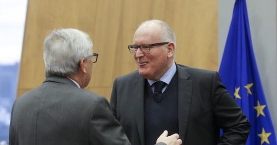 Kolegium komisarzy będzie już wkrótce musiało ocenić zmiany w polskim prawie w związku z nowelizacją ustawy o Sądzie Najwyższym. Zanosi się na kolejne stracie Timmermans – Juncker. Premier Mateusz Morawiecki już w niedzielę wkroczy do akcji.