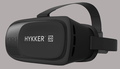 Gogle VR Glasses 3D marki Hykker w Biedronce