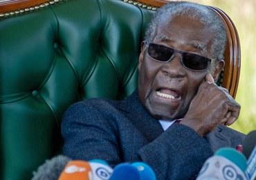 Robert Mugabe ma poważne problemy ze zdrowiem
