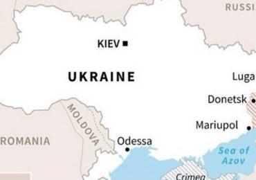Rosyjskie FSB potwierdza zatrzymanie i ostrzał ukraińskich okrętów