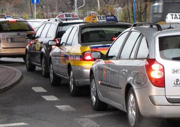 Warszawa: W środę protest taksówkarzy, będą utrudnienia