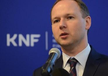 Były szef KNF Marek Chrzanowski zatrzymany przez CBA