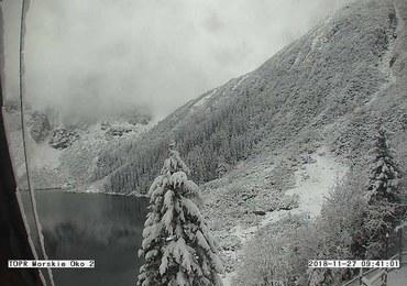 Zima na południu Polski. IMGW ostrzega przed intensywnymi opadami śniegu