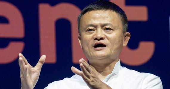 """Państwowy chiński dziennik """"Renmin Ribao"""" ujawnił, że założyciel firmy Alibaba i jeden z najbogatszych ludzi w Chinach, miliarder Jack Ma, jest członkiem rządzącej niepodzielnie Komunistycznej Partii Chin (KPCh)."""