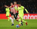 Liga Mistrzów: FC Barcelona wygrała grupę, cenny triumf Tottenhamu Hotspur