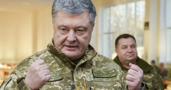Prezydent Ukrainy Petro Poroszenko wezwał kraje członkowskie NATO, a zwłaszcza Niemcy, do rozmieszczenia okrętów wojennych na Morzu Azowskim w celu wsparcia jego kraju w konfrontacji z Rosją.