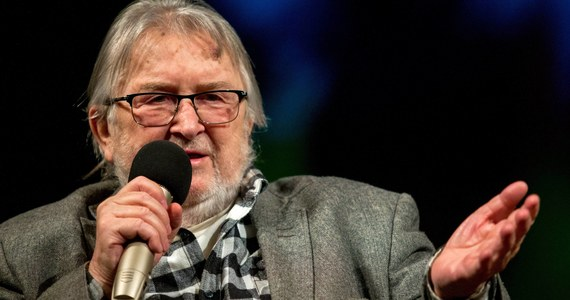 """Fundacja Anny Dymnej """"Mimo Wszystko"""" włącza się w pomoc dla Kazimierza Kutza. 89-letni reżyser jest ciężko chory. Wymaga kosztownej rehabilitacji neurologicznej."""