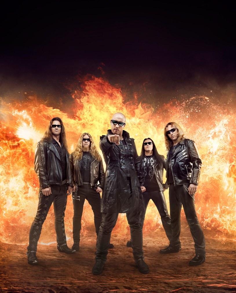 Heavy / powermetalowa formacja Beast In Black z Finlandii zarejestrowała drugi album.
