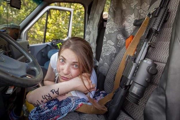 /Foto. Archiwum prywatne Uliany Pereskotskiej /