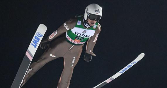 Piotr Żyła uzyskał 134 m i wygrał kwalifikacje do sobotniego konkursu Pucharu Świata w skokach narciarskich w rosyjskim Niżnym Tagile. W pierwszej serii wystąpi sześciu Polaków.