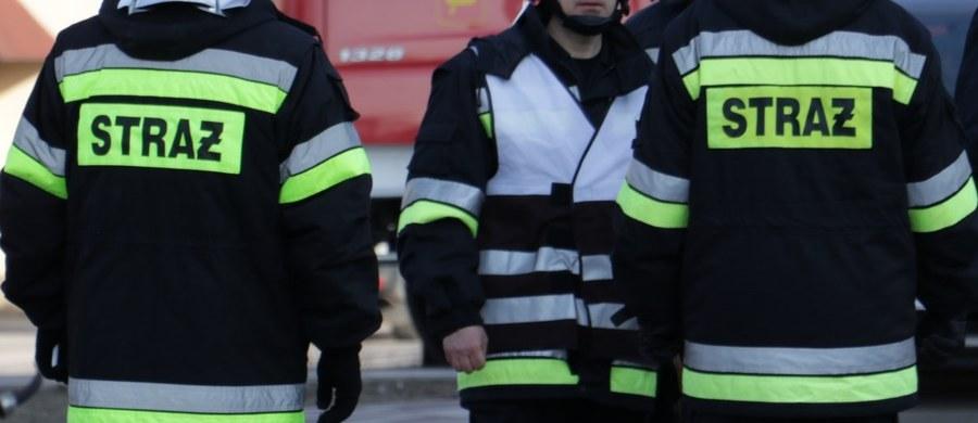 Dwie starsze osoby zginęły w pożarze drewnianego domu w miejscowości Chilmony koło Sokółki na Podlasiu.