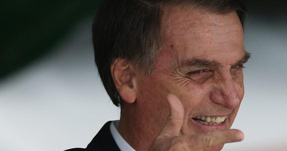 Brazylijski prezydent elekt Jair Bolsonaro, który obejmuje swój urząd 1 stycznia, ogłosił w piątek na Twitterze nominację admirała Bento Costy Limy Leite na ministra energetyki jako siódmego wojskowego, który zasiądzie w jego 20-osobowym gabinecie.