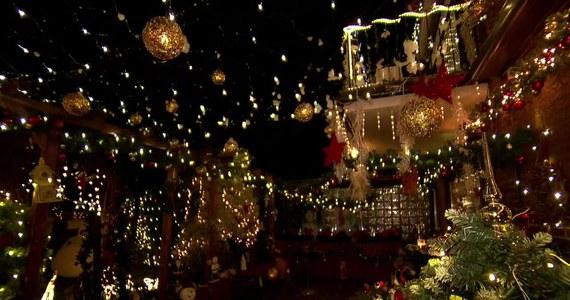 Od 2009 roku Barbara i Dirk są małżeństwem i od tego czasu dekorują swój dom na święta. Oceniają, że mają około 2700 dekoracji świątecznych, na które wydali sumę z pięcioma zerami. Dekorowanie zaczynają miesiąc przed świętami.