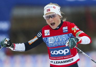 Therese Johaug wygrała w Lillehammer