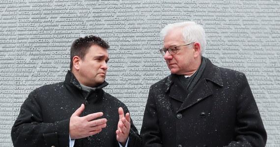 Polska uznaje za niezbędną zdecydowaną reakcję społeczności międzynarodowej na wydarzenia na Morzu Azowskim poprzez wzmocnienie sankcji wobec Rosji - powiedział w Kijowie szef polskiej dyplomacji Jacek Czaputowicz.