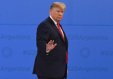Trump rozmawiał krótko z Putinem podczas szczytu G20