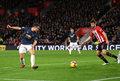 Premier League. Southampton FC - Manchester United 2-2 w 14. kolejce
