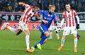 Cracovia - Lech Poznań 1-0. Christian Gytkjaer: Zepsuliśmy wiele okazji do zdobycia gola