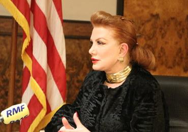 Georgette Mosbacher o Fort Trump: Będziemy tu stacjonować