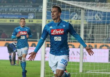 Gol Arkadiusza Milika dał Napoli zwycięstwo!