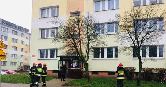 Groźny pożar budynku przy ul. Motylowej w Łodzi. Poszkodowane są cztery osoby. W płomieniach stanęło mieszkanie na czwartym piętrze w bloku - informuje dziennikarka RMF FM Agnieszka Wyderka.