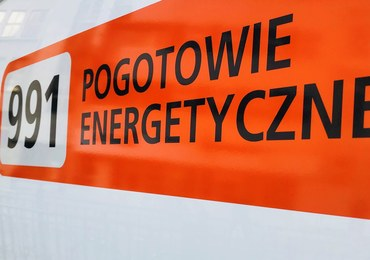 Duża awaria energetyczna w Warszawie
