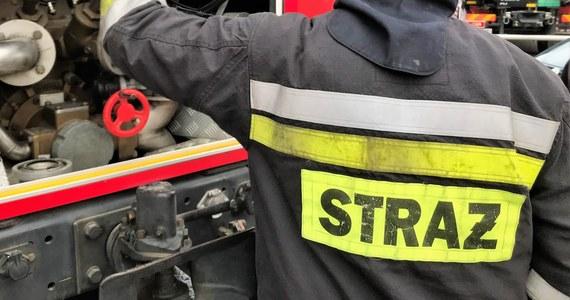 55-letni mężczyzna podpalił się na stacji benzynowej w Krotoszynie. Informację dostaliśmy na Gorącą Linię RMF FM.