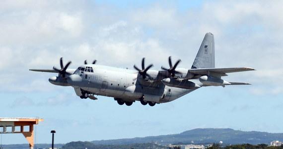 Do wypadku, w którym uczestniczyły dwa statki powietrzne korpusu piechoty morskiej doszło w środę u wybrzeży Japonii. Pięciu amerykańskich żołnierzy uznaje się za zaginionych.