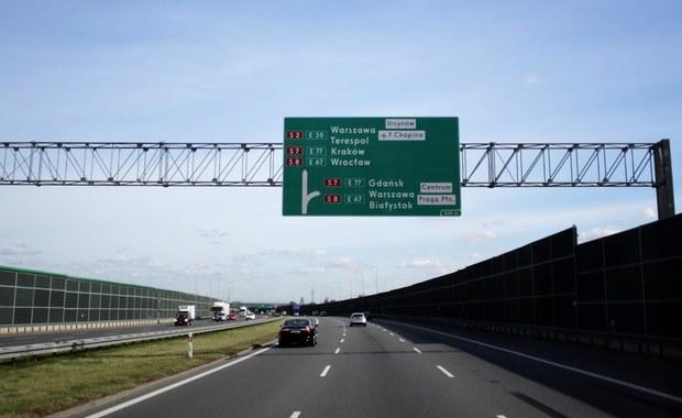 Będzie trzeci pas autostrady A2 między Warszawą a Łodzią. Budowa ruszy za 2-2,5 roku. Szerszą A2 być może pojedziemy na przełomie 2023/2024 roku.
