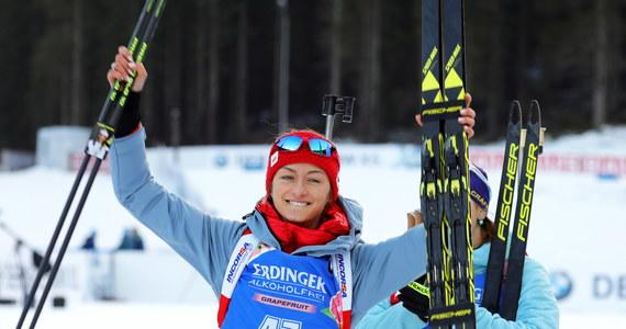 Monika Hojnisz zajęła 2. miejsce w zawodach biathlonowego Pucharu Świata w słoweńskiej Pokljuce. Na trasie biegu indywidualnego na 15 kilometrów lepsze od naszej zawodniczki była jedynie Ukrainka Julia Dżyma. Hojnisz nie trafiła jednego strzału podczas ostatniej wizyty na strzelnicy.