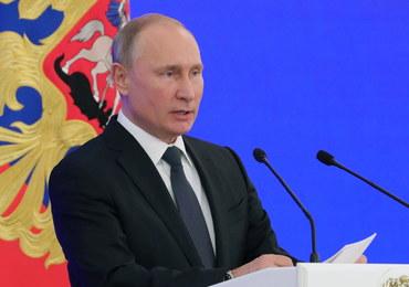 Rosyjska telewizja pokazała materiał z domniemaną córką Putina