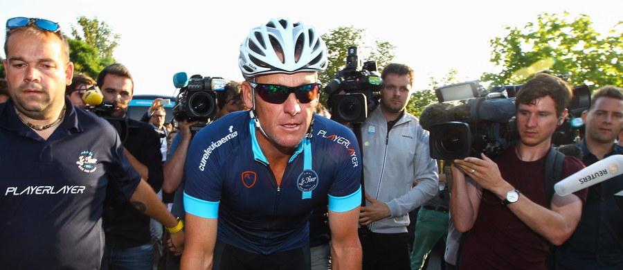 """Lance Armstrong, były kolarz, którego sporo kosztowały ugody z tytułu pozwów dotyczących stosowania dopingu, wzbogacił się dzięki zainwestowaniu w przedsiębiorstwo będące twórcą aplikacji Uber. """"To uratowało moją rodzinę"""" - przyznał w wywiadzie dla stacji CNBC."""