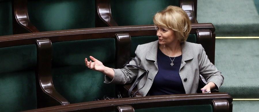 W wieku 61 lat zmarła posłanka Prawa i Sprawiedliwości Joanna Szczypińska. Jak wspominają ją politycy?