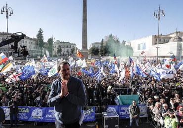 """Ogromny wiec w Rzymie. """"Europa musi się zmienić"""""""